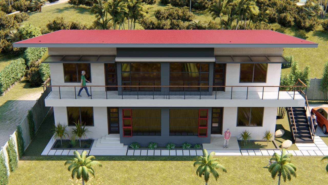 Apartamentos: Propuesta 3D